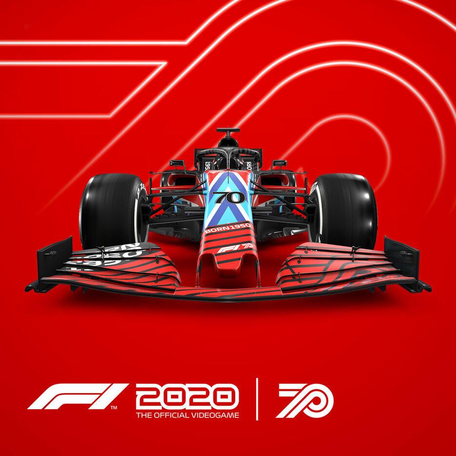 F1 2020 - Seventy Edition