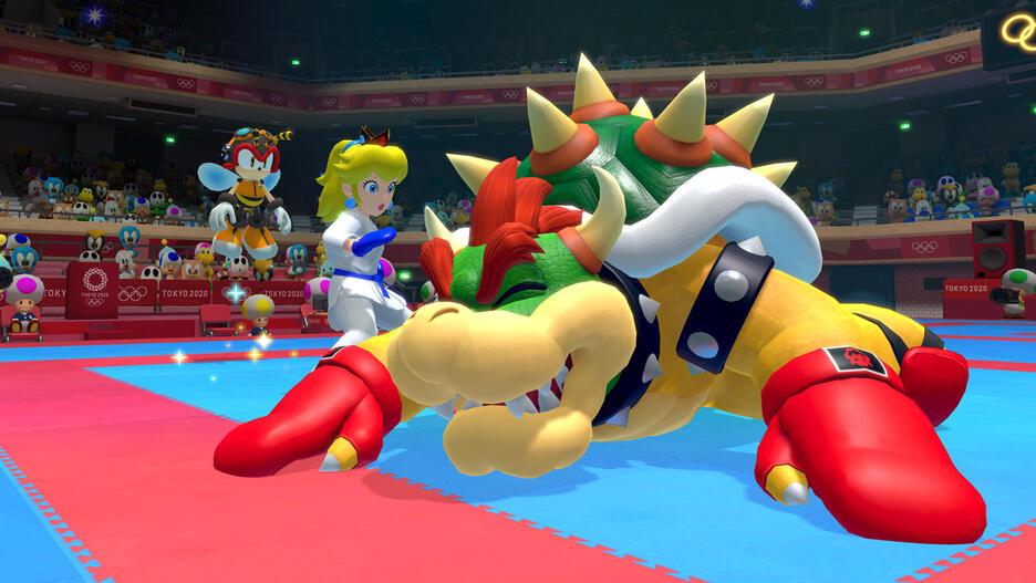 Mario & Sonic ai Giochi Olimpici - Tokyo 2020