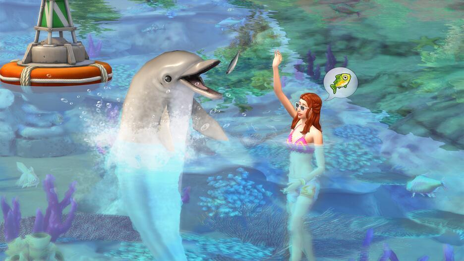 The Sims 4 - Vita Sull'Isola