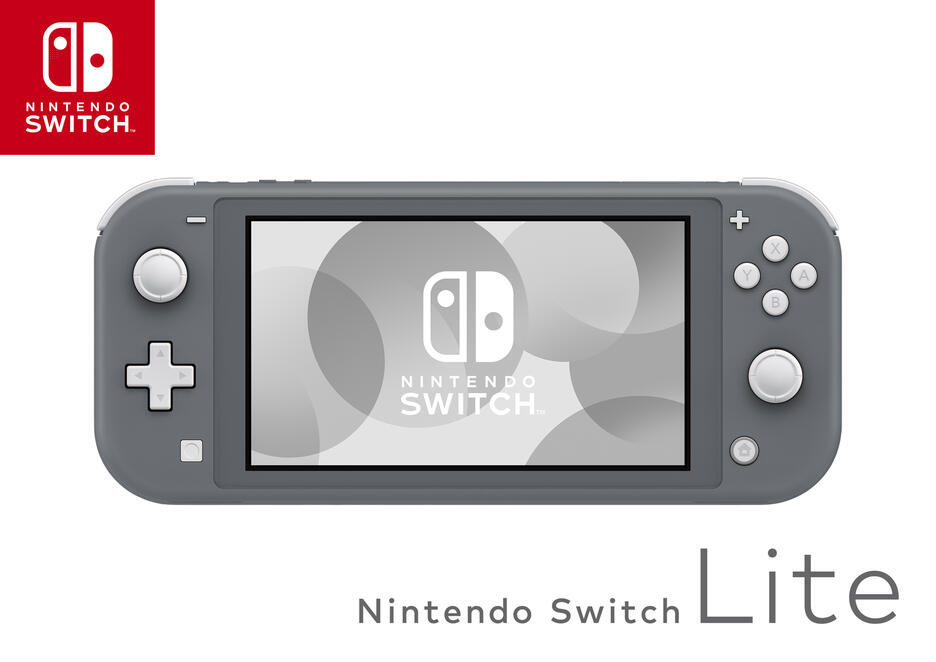 Nintendo Switch Lite - Grigia