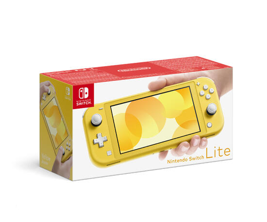 Nintendo Switch Lite - Gialla