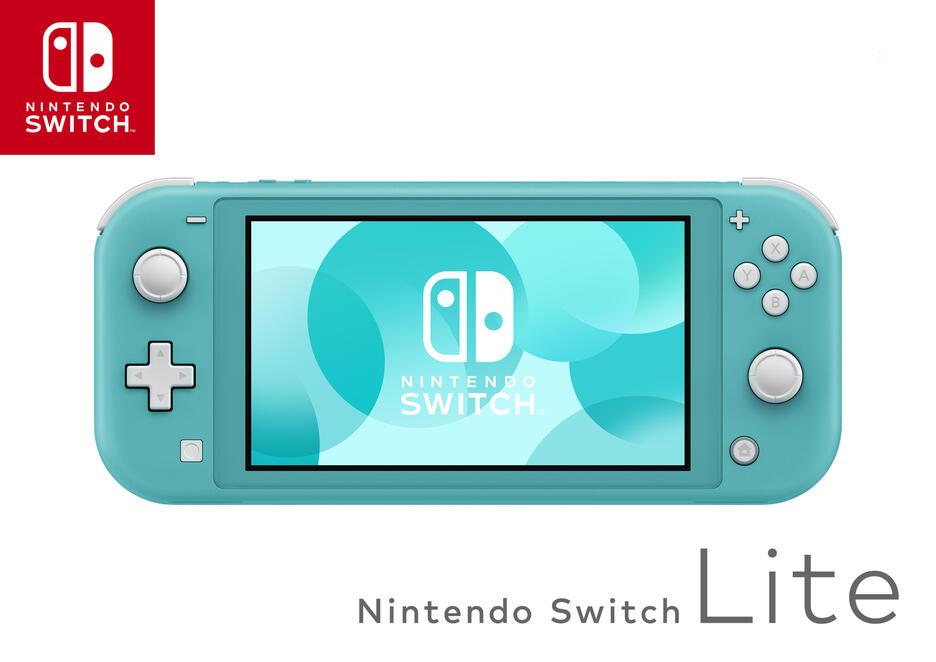 Nintendo Switch Lite - Turchese
