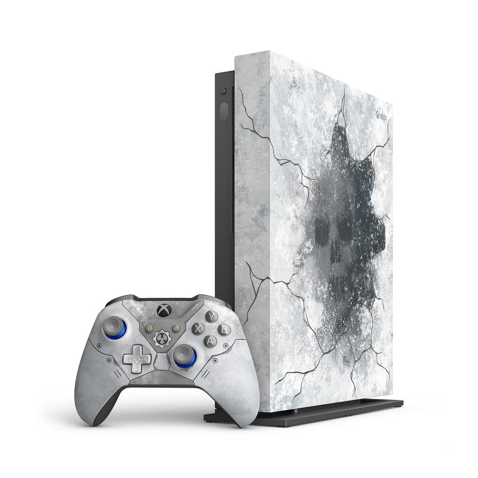 Xbox One X - Gears 5 Limited Edition