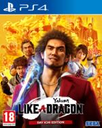 Yakuza: Like a Dragon - Day One Edition