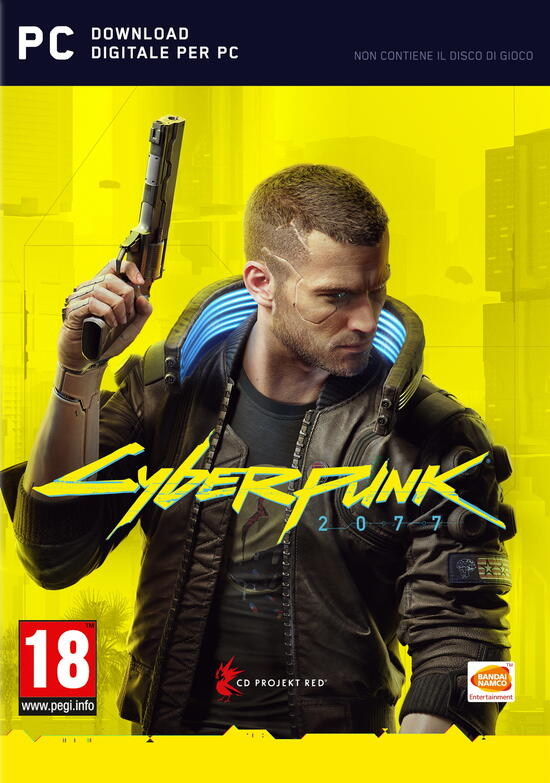 Cyberpunk 2077 - Day One Edition