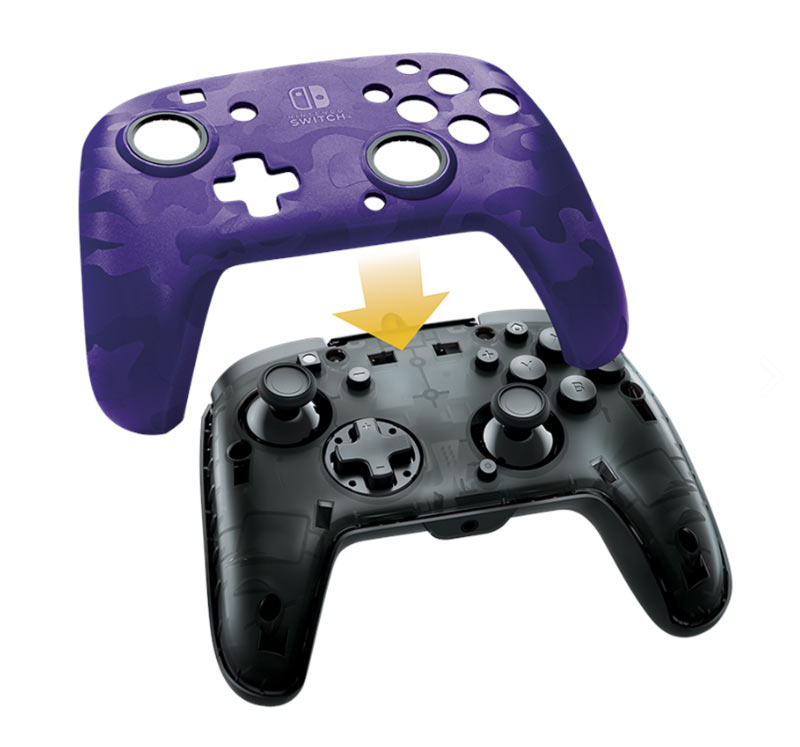 Controller Deluxe - Wired + Audio Controllers