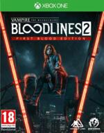 Vampire: The Masquerade - Bloodlines 2 (First Blood Edition)