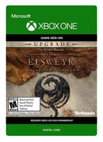 The Elder Scrolls Online: Elsweyr Collector's Edition Upgrade