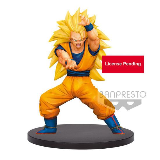 Figure Dragon Ball Super - Goku Super Saiyan 3 (Chosenshiretsuden)