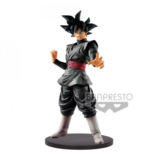 Figure Dragon Ball - Black Goku (Dragon Ball Legends)