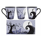 Tazza Nightmare Before Christmas - Jack & Sally
