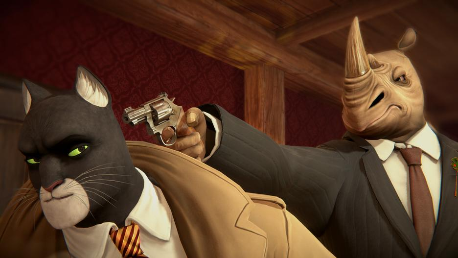Blacksad: Under The Skin - Collector Edition