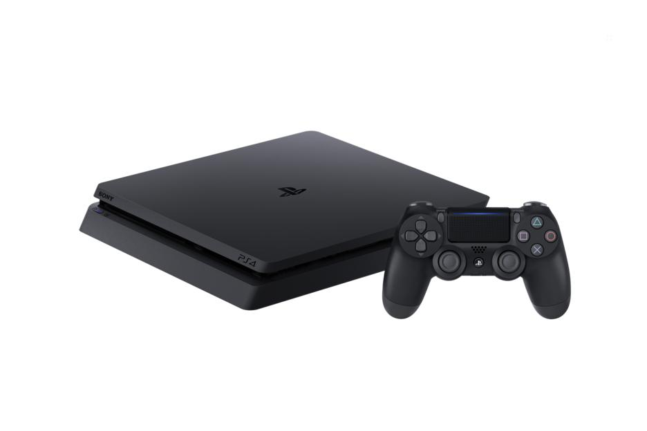 PS4 Pro 1 TB + 2 Controller