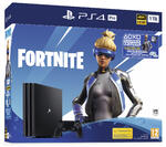 PS4 Pro 1 TB + Voucher Fortnite