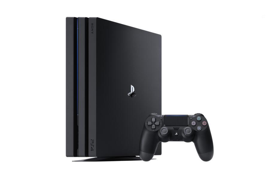 PS4 Pro 1 TB + Voucher Fortnite