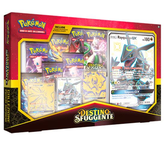 Carte Pokémon - Collezione Destino Sfuggente Collezione Poteri Supremi