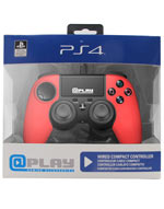 Controller @Play - Wired Rosso Compact