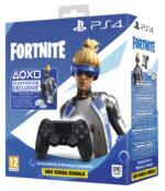 Controller Playstation 4 + Voucher Fortnite