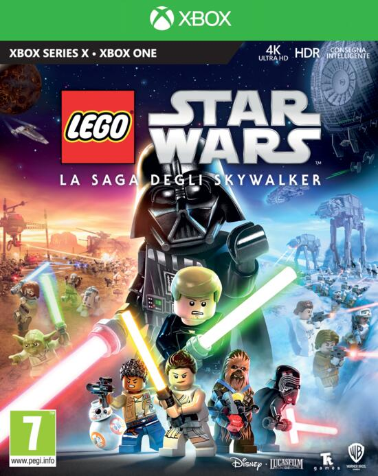 LEGO® Star Wars™: La Saga Degli Skywalker
