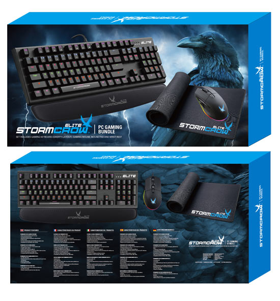 StormCrow Elite Bundle @Play - PC Gaming
