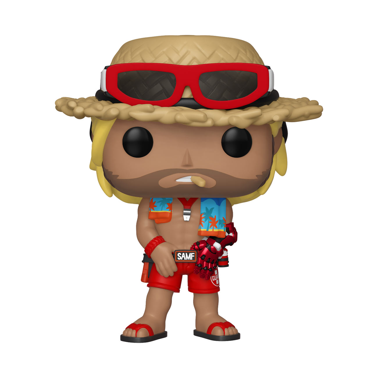 Funko Pop! - McCree Estivo (Overwatch)
