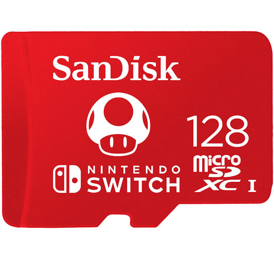 Micro SD - Nintendo Switch - 128 GB