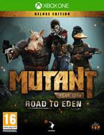 Mutant Year Zero: Road to Eden - Deluxe Edition