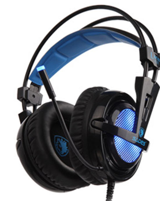 Headset Sades Locust Plus