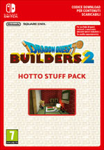 Dragon Quest Builders 2 - Hotto Stuff Pack