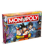 Monopoly: Dragon Ball Super Edition - Gioco da Tavolo