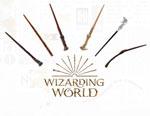 Set Bacchette Magiche Wizarding World