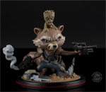 Q-Fig Guardiani Della Galassia - Rocket & Groot