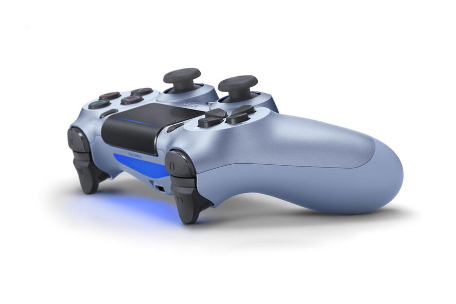 Controller Wireless DUALSHOCK®4 - Titanium Blue