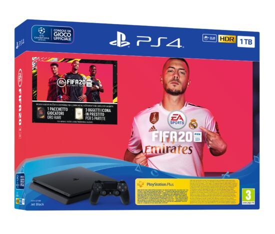 PlayStation 4 1TB + FIFA 20