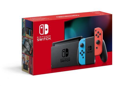 Nintendo Switch - Nuovo Modello Color Neon