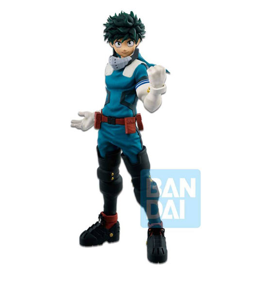 Figure My Hero Academia - Izuku Midoriya (FIGHTING HEROES feat. One's Justice)