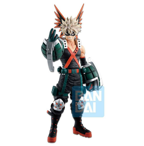 Figure My Hero Academia - Katsuki Bakugo (FIGHTING HEROES feat. One's Justice)