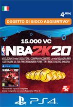 NBA 2K20 - 15.000 VC