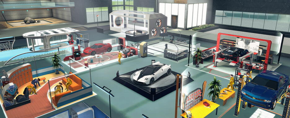 Gear Club Unlimited 2 - Porsche Edition
