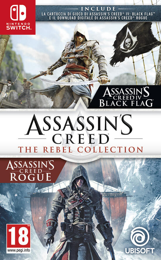 Assassin's Creed® : The Rebel Collection