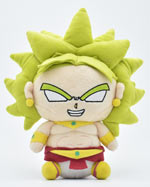 Peluche Dragon Ball Z - Broly 15 cm