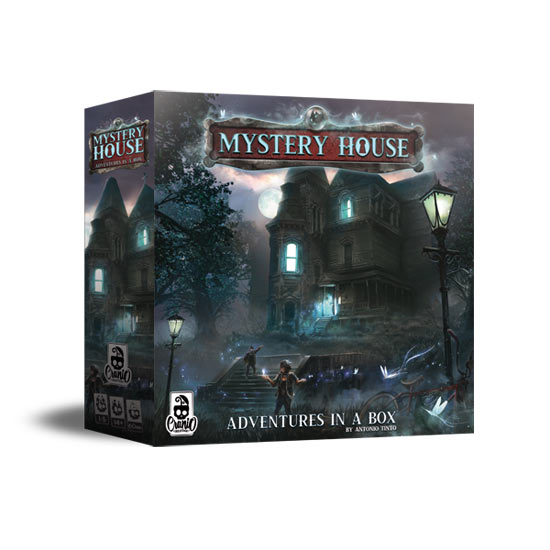 Mystery House - Adventure In A Box