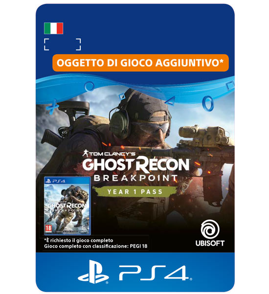 Tom Clancy's Ghost Recon Breakpoint - Pass Anno 1