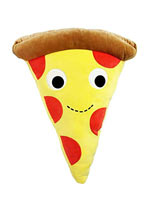 Peluche Yummy World - Cheesy Pie (Pizza) 25 cm