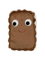 Peluche Yummy World - Sandy il Biscotto Gelato 25 cm