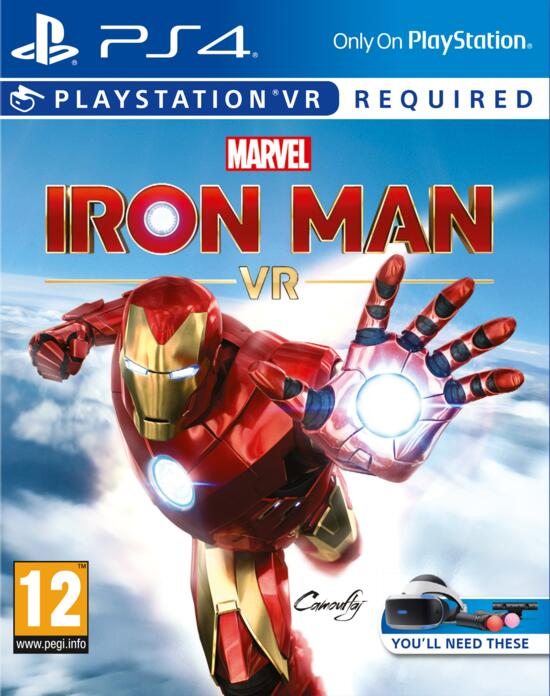 Marvel Iron Man VR