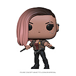 Funko Pop! - V-Female (Cyberpunk 2077)