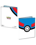 Raccoglitore Carte Pokémon - Mega Ball