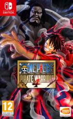 One Piece: Pirete Warriors 4