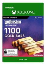 Wolfenstein: Youngblood - 1100 Lingotti D'oro
